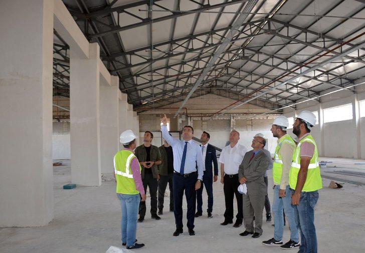 İstihdama katkı sunacak Erzurum Tekstilkent'te sona yaklaşıldı ile ilgili görsel sonucu