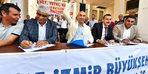 İzmir Büyükşehir Belediyesi'nde çalışan memurlara rekor zam