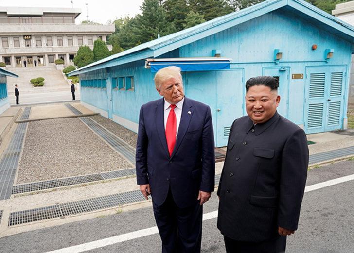Trump: Başkan Kim beni hayal kırıklığına düşürmek istemez