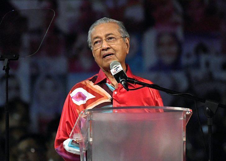 Malezya Başbakanı Mahathir Muhammed'den gençlere Türkiye çağrısı