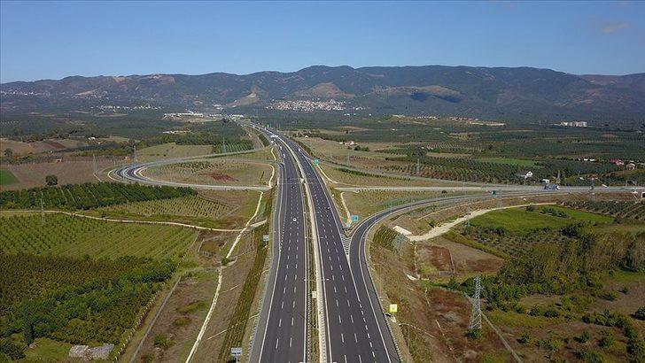 İstanbul ile İzmir arasını 3,5 saate düşürecek yol bugün açılıyor
