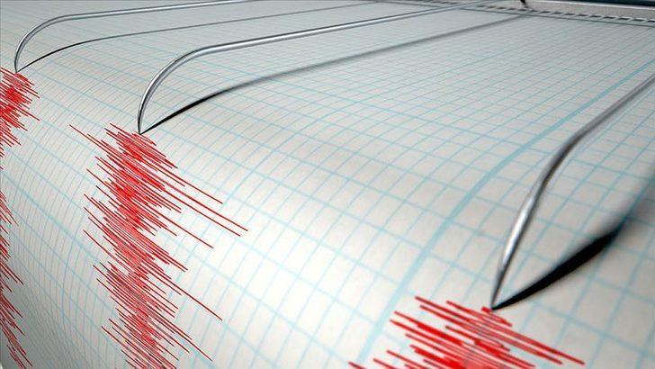 Son dakika: Van'da deprem! (AFAD-Kandilli son depremler)