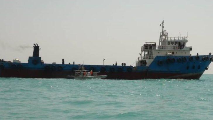 İran Hürmüz Boğazı'nda Bir Tankere Daha El Koydu