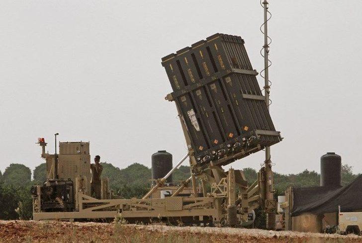 İsrail'in ünlü Demir Kubbe sisteminde çalışan 30 asker kansere yakalandı!