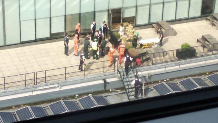 """'6 yaşındaki çocuğu müzenin balkonundan atmakla"""" suçlanıyor!"""