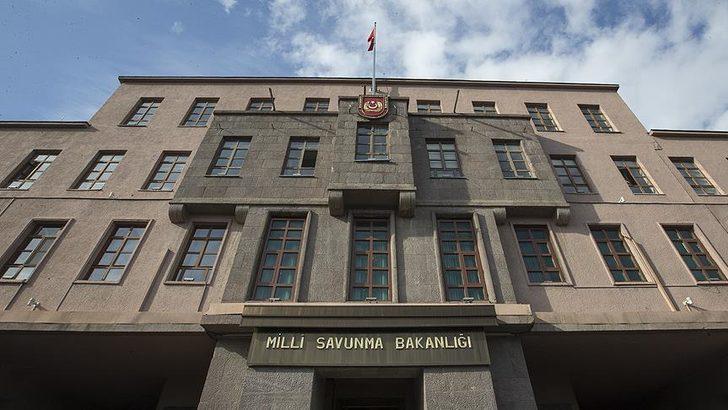 Son dakika: MSB'den Barış Pınarı Harekatı sonrası yeni açıklama