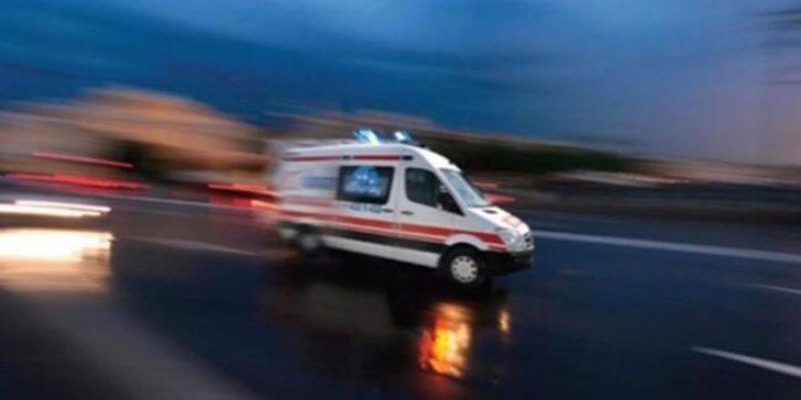 İzmir'de amonyak gazından zehirlenen 25 işçi hastaneye kaldırıldı