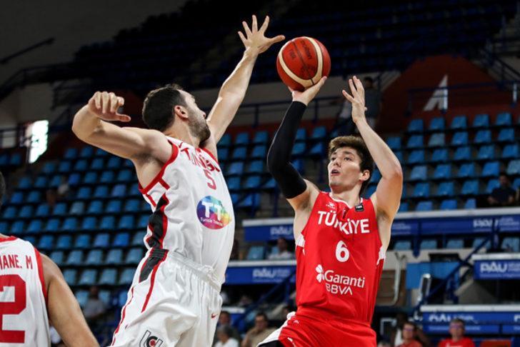 Türkiye 64 - 54 Tunus