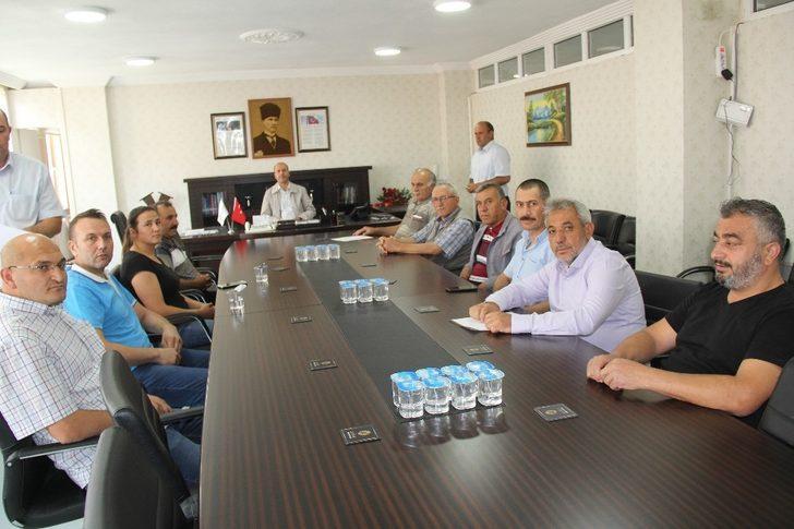 Şuhut Belediyesi Ağustos Ayı Meclis Toplantısını gerçekleştirdi