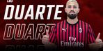 Milan'dan savunmaya takviye
