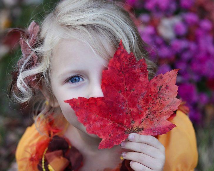 En doğal hakları! Çocuklarınızın doğayla buluşmasına, gökyüzünü görmesine izin verin