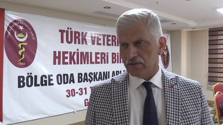 Ali Eroğlu: Veteriner hekimliğin önemini ortaya koyduk