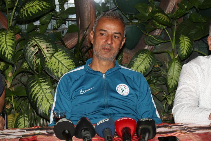İsmail Kartal: Ligin ilk maçları her zaman zor geçer
