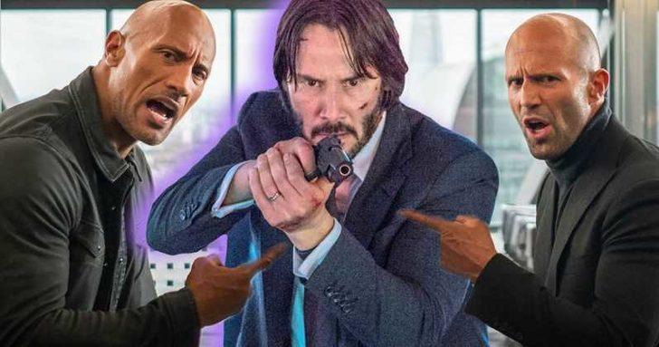 """Keanu Reeves'in """"Hızlı ve Öfkeli""""deki rolü ne olacaktı?"""