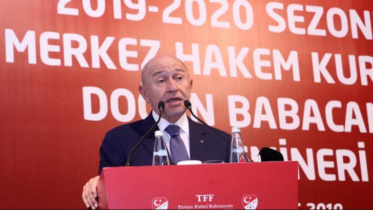 Nihat Özdemir: VAR görevlendirmelerinde ödül ve ceza sistemi uygulanacak