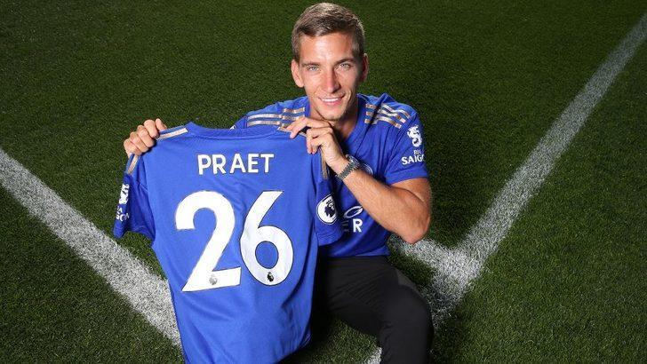 Dennis Praet, Leicester City'de
