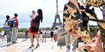 Paris'in sokak satıcıları