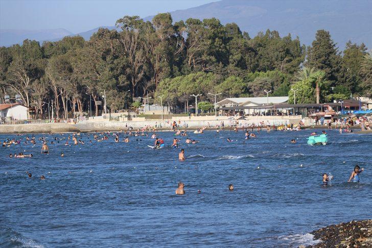 Doğu Akdeniz sahillerinde yoğunluk