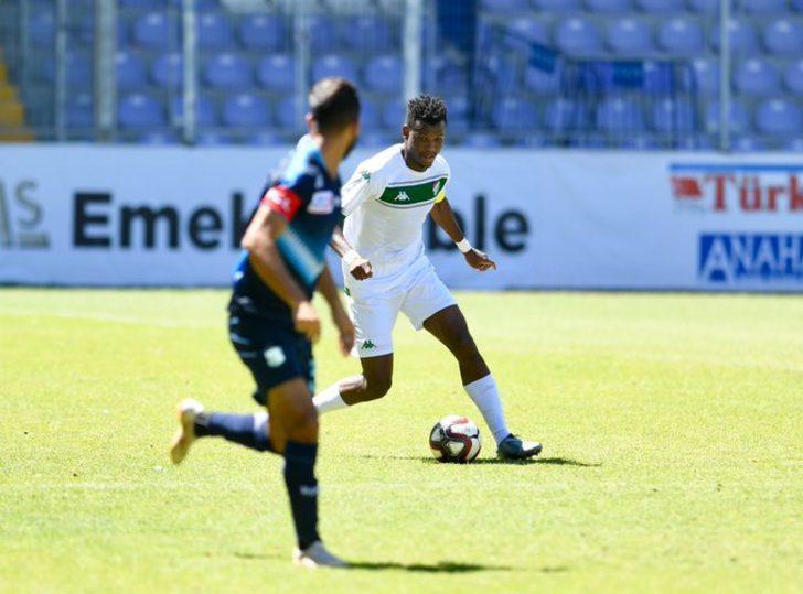 Bursaspor 1 - 0 Difaa El Jadida