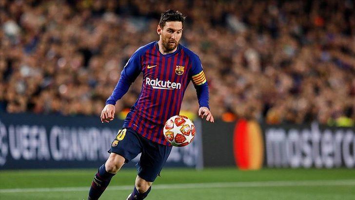 Sezonun golü Messi'den