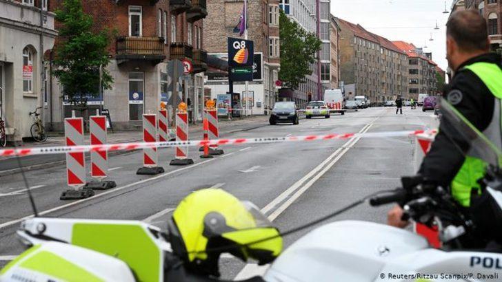Kopenhag'da dört gün içinde ikinci patlama