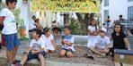 Mezitli Belediyesi'nin 'Çocuk Şenliği'nde, çocuklar doyasıya eğlendi