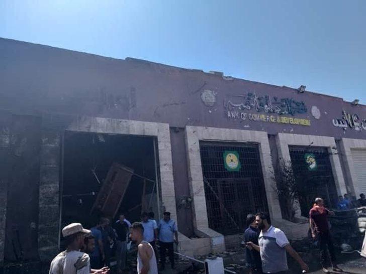 Libya'da patlama! 2 BM çalışanı hayatını kaybetti