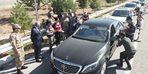 Malatya jandarmasından trafikte drone'lu denetim