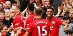 Dev maçta tarihi skor! United dağıttı