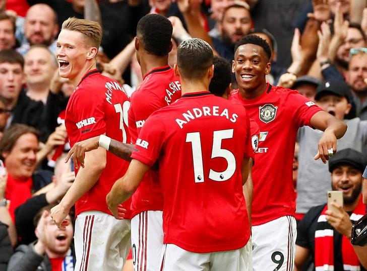Manchester United 4 - 0 Chelsea