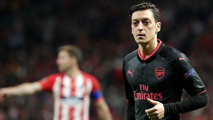 Amerika'dan Mesut Özil için flaş teklif!