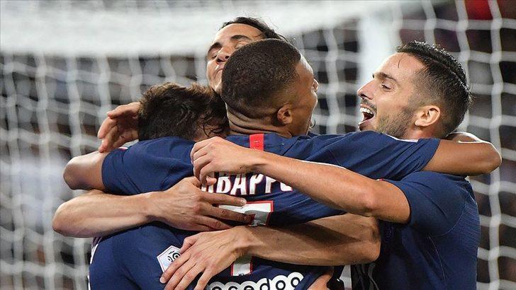 PSG sezona 3 golle başladı