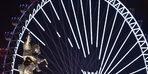 Türkiye'nin en büyük dönme dolabı 'Antalya'nın Kalbi' açıldı