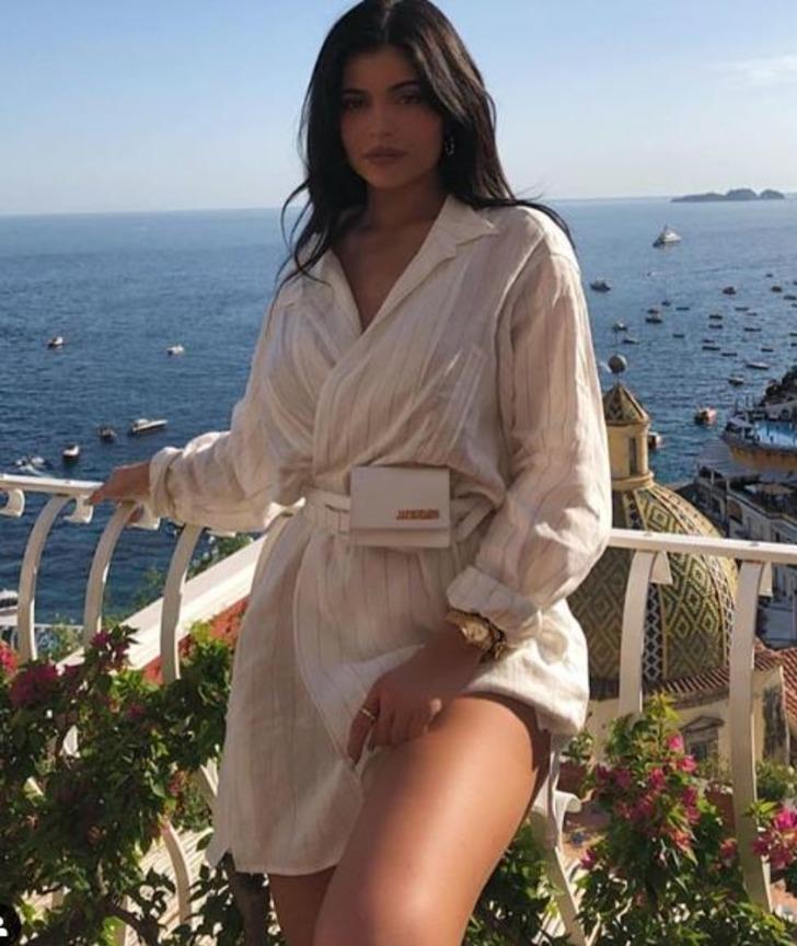 Kylie Jenner'dan doğum günü pozları