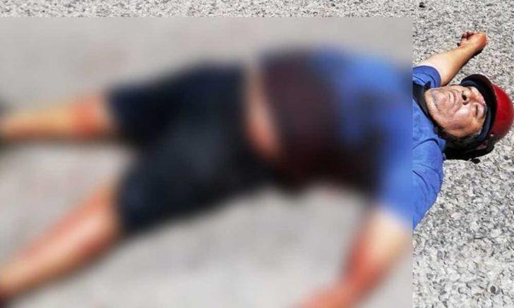 Motosikletten düşerek öldü sanılıyordu! Korkunç gerçek ortaya çıktı