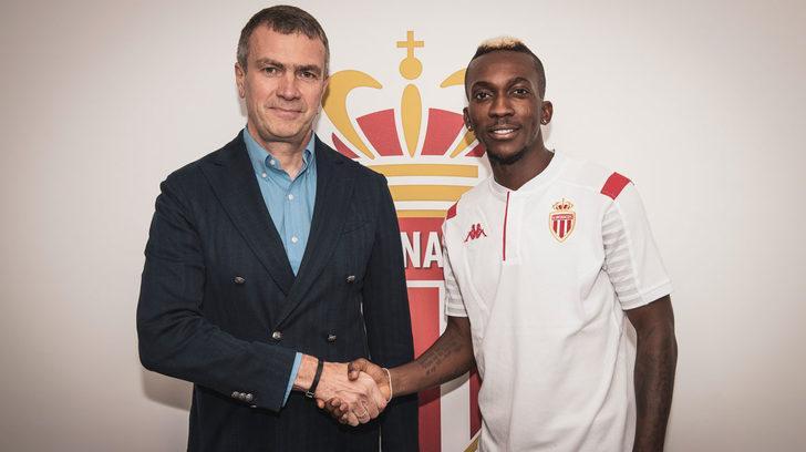 Henry Onyekuru Monaco ile 5 yıllık sözleşme imzaladı