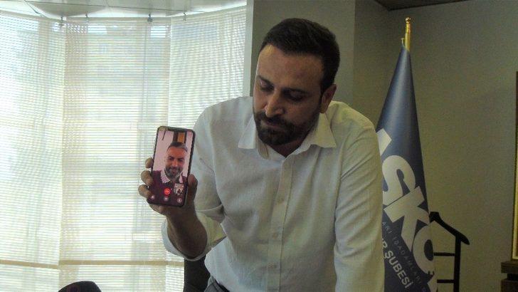 Vatandaşlar bayramlaşma için ASKON'da buluştu