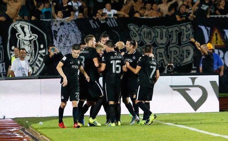 UEFA, Partizan'a 2 maç seyircisiz oynama cezası verdi