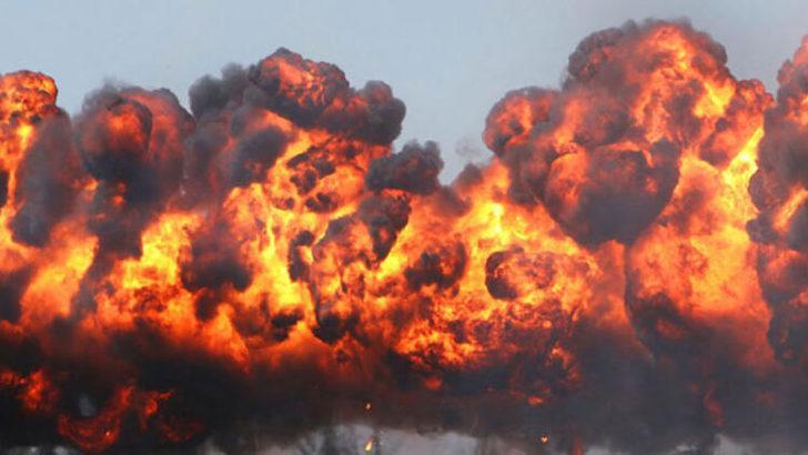 Irak'ta Haşdi Şabi'ye ait cephanelikte patlama: 1 ölü, 29 yaralı