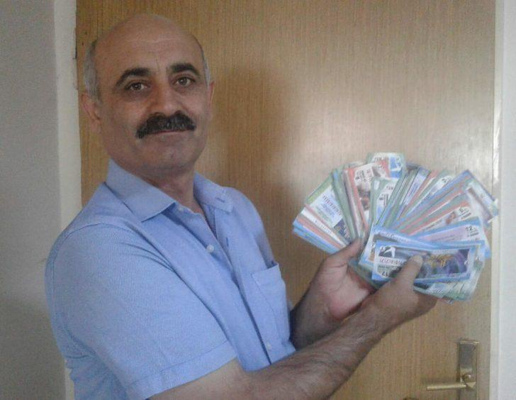 İkramiye çıkmayan Milli Piyango biletlerini atmayın! 100 bin liraya satılıyor