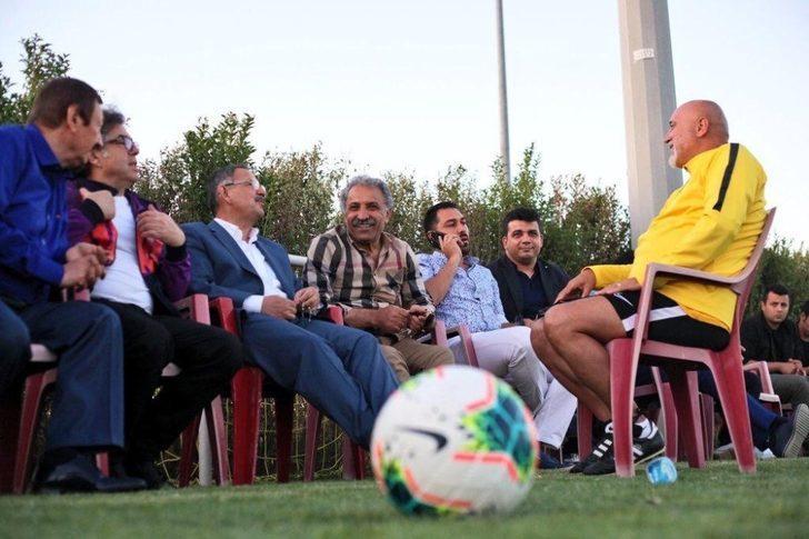 Kayserispor'da aranan destek bulundu