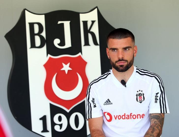 Pedro Rebocho: Beşiktaş çok büyük bir kulüp