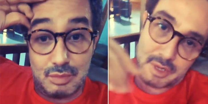 Ünlü sanatçı Metin Arolat ölümden döndüğünü açıkladı!