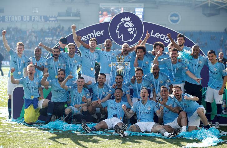 FIFA Manchester City'ye 370 bin frang para cezası verdi