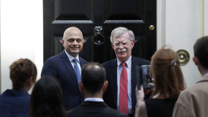 Bolton'un İngiltere'yle Ticaret Mesajları Soruları Yanıtlamadı