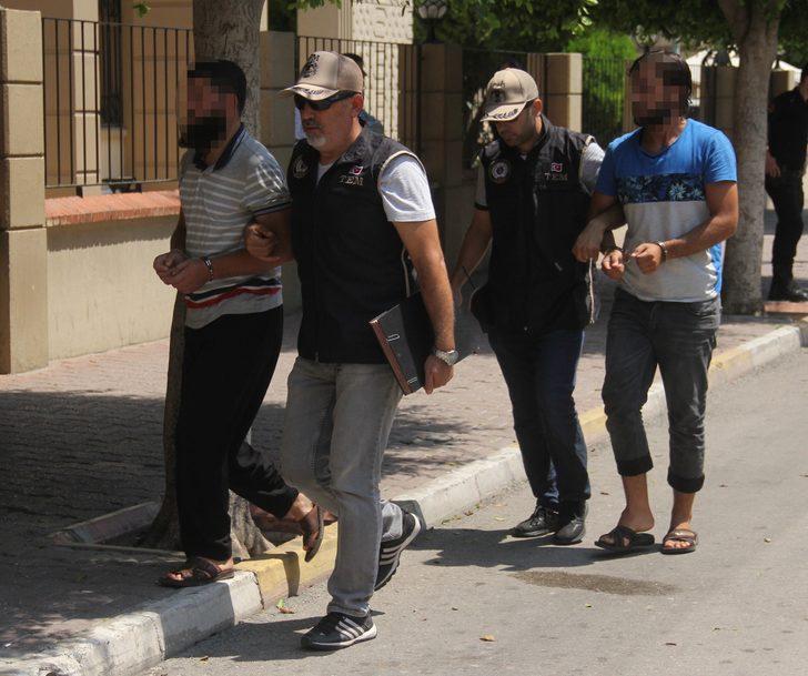 Adana'da DEAŞ operayonu!