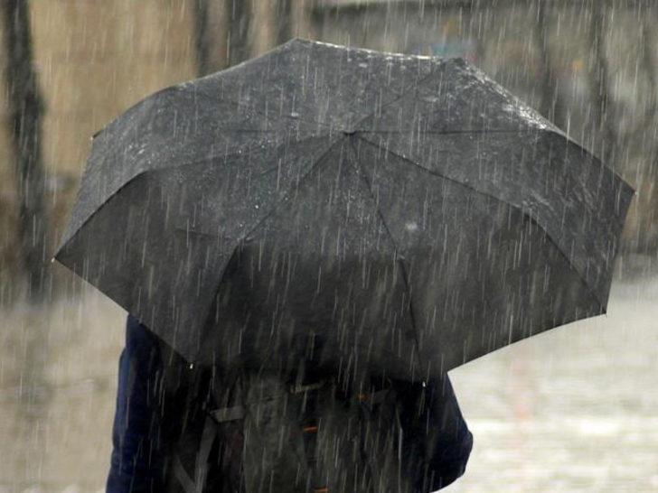 Meteoroloji'den sağanak yağış uyarısı! 14 Ağustos yurtta hava durumu
