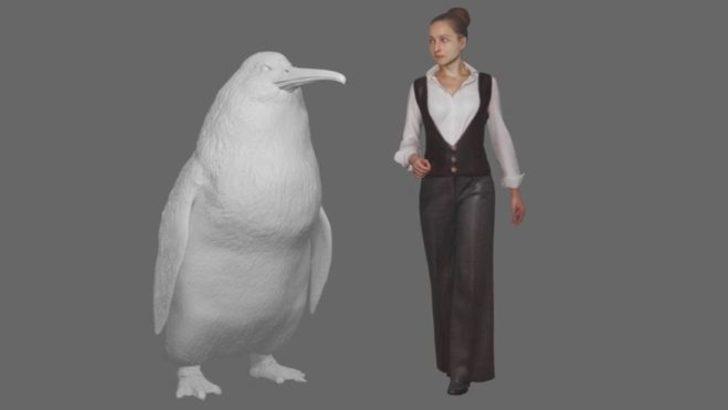 'İnsan boyutunda' penguenlerin fosilleri bulundu