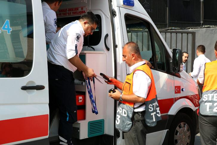 Taksim'de Süper Kupa önlemleri; Yollar trafiğe kapatılıyor