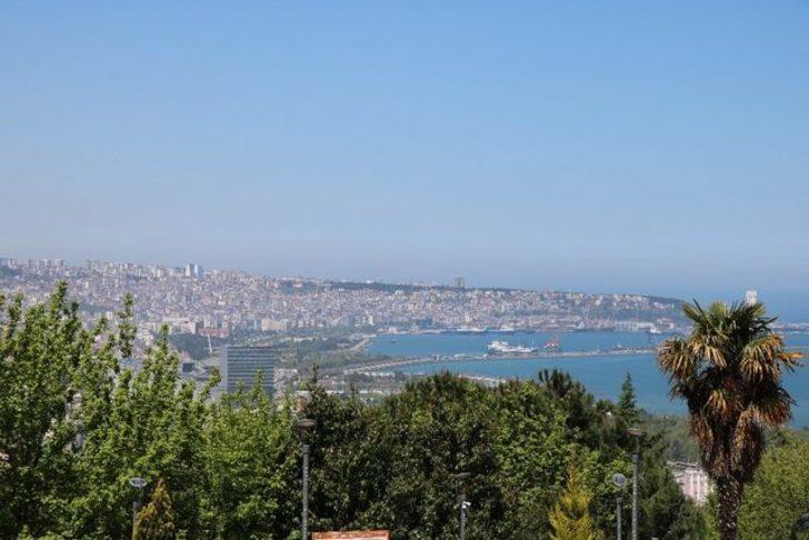 Samsun'da yabancılara toplam 2 bin 599 ev ve arsa satıldı